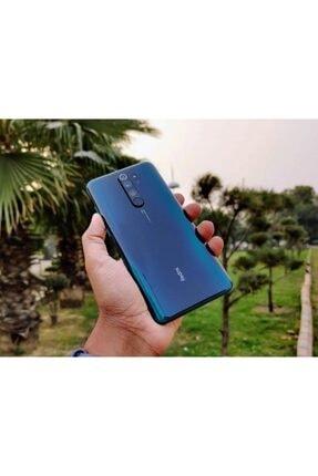 Ekoodukkan Xiaomi Redmi Note 8 Pro Metal Kamera Lensi Koruyucu Siyah 2