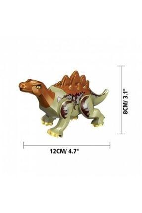 Legoedly 8 Adet Lego Uyumlu Dinozor Seti 1