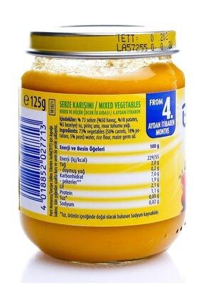 Bebivita Sebze Karışımı 125 gr 1