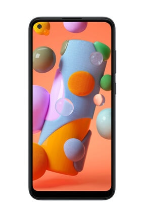 Samsung Galaxy A11 32GB Siyah Cep Telefonu (Samsung Türkiye Garantili) 0