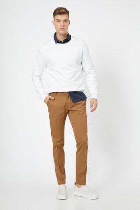 Koton Erkek Deve Tüyü Pantolon 0KAM42821BW 0