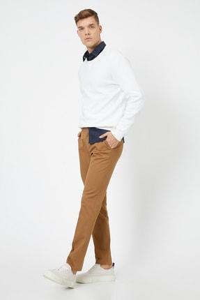 Koton Erkek Deve Tüyü Pantolon 0KAM42821BW 1