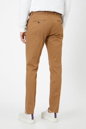 Koton Erkek Deve Tüyü Pantolon 0KAM42821BW 3