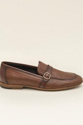 Elle BOLAND Hakiki Deri Taba Erkek Ayakkabı 2