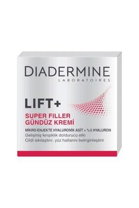 Diadermine Lift + Botology Kırışıklık Karşıtı Gündüz Kremi 50ml+ Göz Kremi 15ml 0