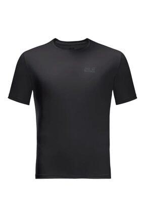 Jack Wolfskin Tee Erkek T-Shirt - 1807071-6000 0