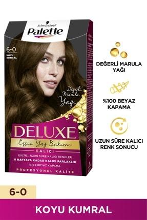 Palette Deluxe Koyu Kumral 6 0 Tup Krem Sac Boyasi Trendyol