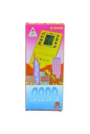 Marka Tetris - 9999 Oyun - Nostaljik Oyun Konsolu 1