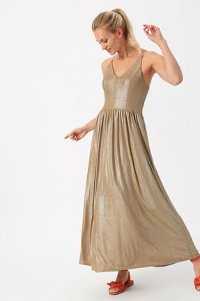 Only Kadın Bej Elbise 503212755 0