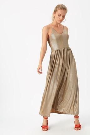 Only Kadın Bej Elbise 503212755 1
