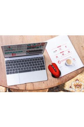 Trust 21870 Mydo Sessiz Kablosuz Mouse 1800dpi Sağ Ve Sol El Uyumlu Kırmızı 4