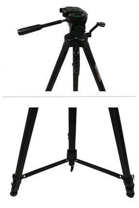 Deyatech Tripod WT-3570 170cm Tripod Canon,Nikon,Iphone,Samsung,Huawei 0