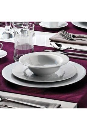 Kütahya Porselen Çisil 48 Parça 12 Kişilik Yemek Takımı 3