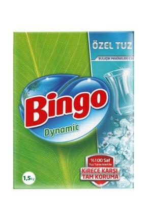 Bingo Dynamic Bulaşık Makinesi Tuzu 1,5 kg 0