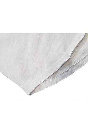 SCUBAPROMO Sonbahar Kadın Beyaz Salaş Tişört 2