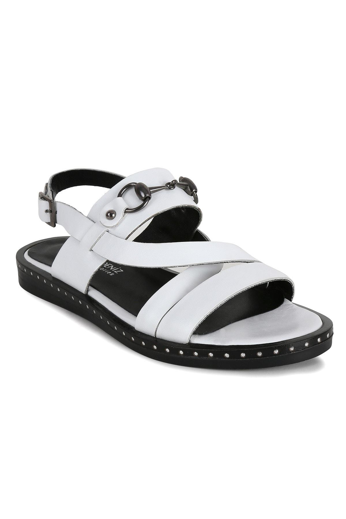 Kadın Lugano Sandalet