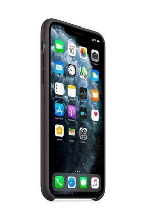 Telefon Aksesuarları iPhone 11 Pro Max Silikon Kılıf - Orijinal - APPLE TR GARANTİLİ 1
