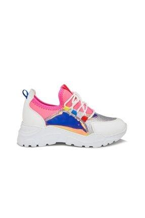 Vicco Verona Spor Ayakkabı Beyaz/fuşya 2