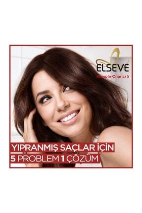 Elseve Komple Onarıcı 5 Yapılandırıcı Bakım Şampuanı 450 ml 4
