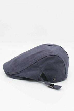 Külah Erkek Şapka Yazlık Keten Spor Kasket - Gri 3