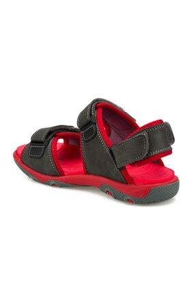 Polaris 512372.F Gri Erkek Çocuk Sandalet 100499519 2