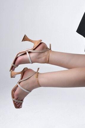 Tessera Topuklu Kadın Sandalet 0