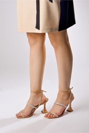 Tessera Topuklu Kadın Sandalet 3