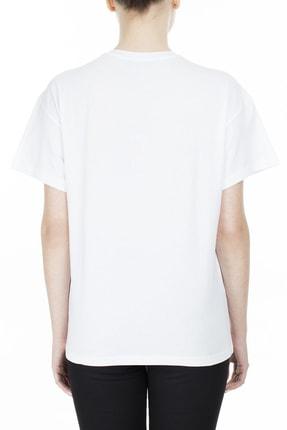 Emporio Armani Kadın Beyaz T-Shirt 3Z2T7Q 2Jo4Z S121 1