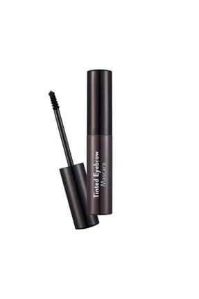 Flormar Kaş Maskarası - Tinted Eyebrown Mascara No: 40 Deep Brunette 8690604457731 0