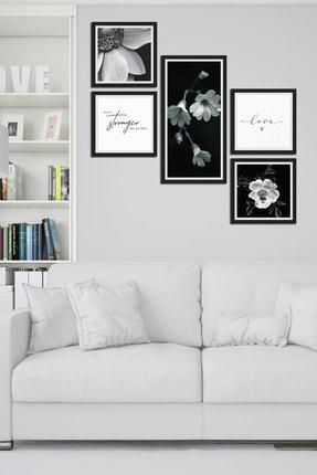Cadran Collage Style 5 Parçalı Mdf Tablo Atf292 0