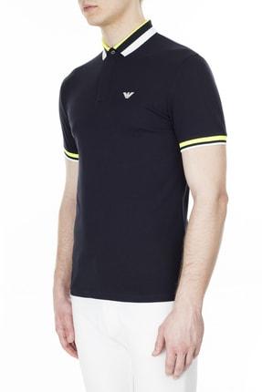 Emporio Armani Polo T Shirt Erkek Polo 3h1f84 1j46z 0924 2