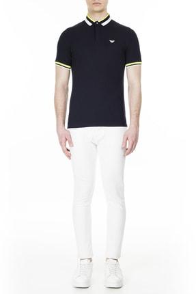 Emporio Armani Polo T Shirt Erkek Polo 3h1f84 1j46z 0924 4