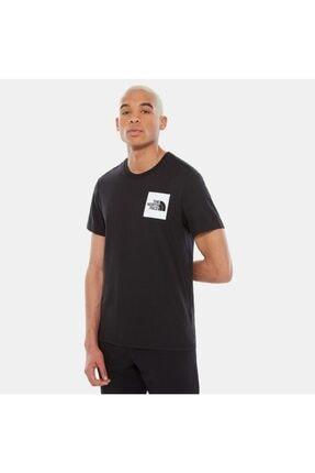 The North Face Fıne Erkek Tişört 0