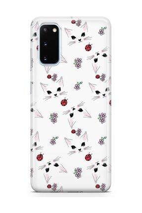 Melefoni Samsung Galaxy S20 Kılıf Kitty Serisi Margaret 2