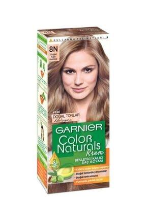 Garnier Color Naturals 8 0 Koyu Sari Sac Boyasi Trendyol