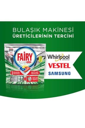 Fairy Platinum Plus 100 Yıkama Bulaşık Makinesi Deterjanı Kapsülü 4