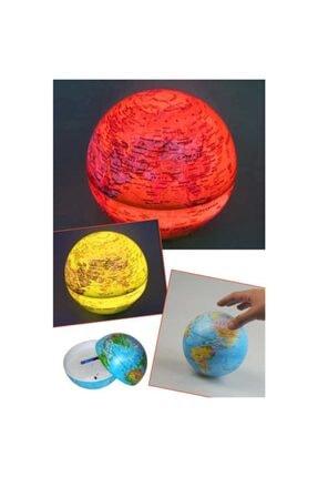 Pembe Karınca 7 Renk Değiştiren Sihirli Dönen Dünya 1