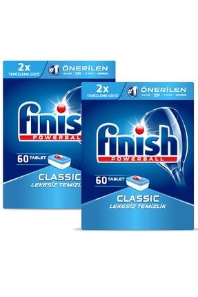 Finish Powerball Classic 60 Tablet 2 Adet 1