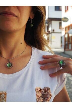 NK Artglass Kadın Yeşil Venecia Set 3