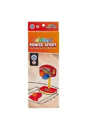 ADELAND Power Sport Mini Basket Seti 0