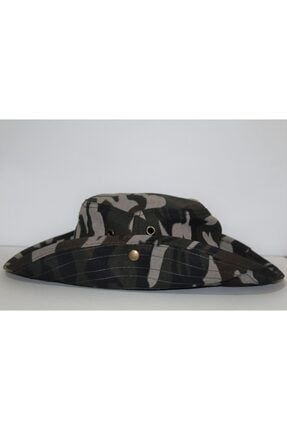 PRC şapka Yılmazel Yazlık Katlanabilir Safari Şapka Havalandırmalı 1