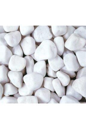 Asenya Dolomit Taş 20 kg 2-4 cm Dere Taşı Çakıl Taşı Bahçe Süs Taşı Dolamit Taş Dekoratif Taş 0