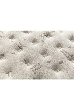 Heyner Biobed Ortopedik Yaylı Yatak Lüx Ortopedik Organıc Cotton Yumuşak Tuşeli Yaylı Yatak 60x90 Cm 2