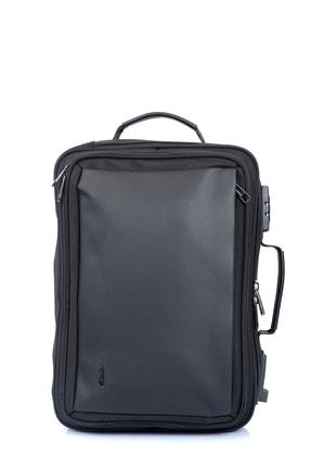 ÇÇS 51271 Kilitli Omuz Askılı Fonksiyonel Laptop Sırt Çantası 0