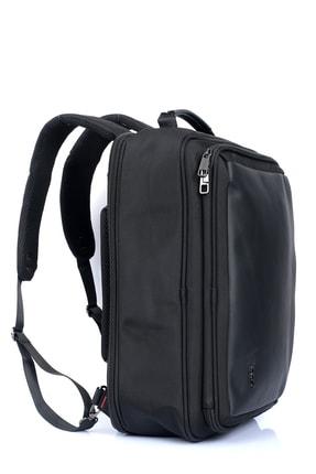 ÇÇS 51271 Kilitli Omuz Askılı Fonksiyonel Laptop Sırt Çantası 1