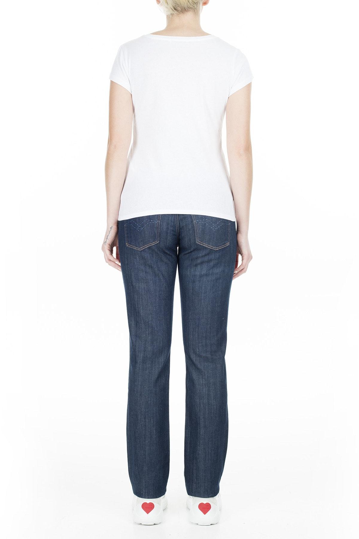 Replay Jeans Kadın Kot Pantolon Zoxwv591 4