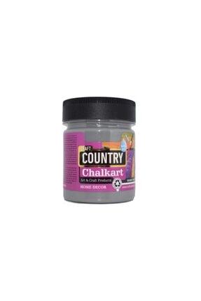 Craft Country Chalkart Hobi Boyası 2500cc 6033 Grafit 0