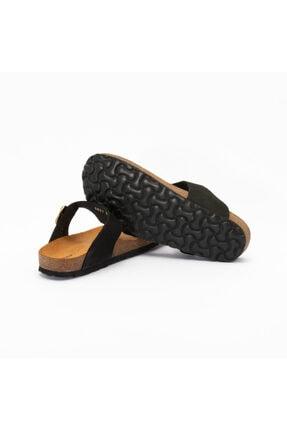 Frau Kadın Günlük Ayakkabı 5851 Nabuk-v Nero 3