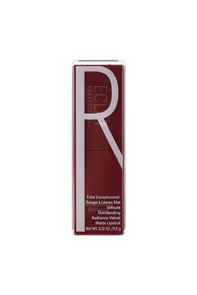 Miniso Outstanding Radiance-kadife Mat Ruj #6-gold Yarn Wine Red 1