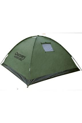 Discovery Çift Kişilik Taşıma Çantalı Kamp Çadırı 1